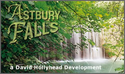 Astbury Falls - a David Hollyhead Development
